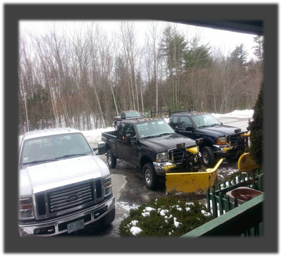 Snow Plowing Services Raymond NH
